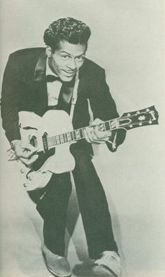 Singer/songwriter Chuck Berry was born Oct. 18, 1926.