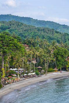 Sengiggi Beach - Lombok, Indonesia