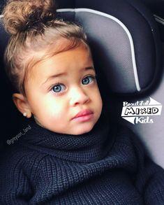 Greyson - 1 Year • African American & Caucasian ❤   FOLLOW @BEAUTIFULMIXEDKIDS http://instagram.com/beautifulmixedkids