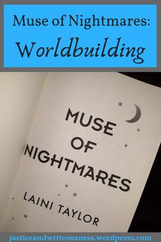 Justice and Writeousness| Muse of Nightmares, the sequel to Strange the Dreamer by Laini Taylor, is a fascinating story. What stood out to me most was how rich the world was.  Not only was one culture fleshed out, but there were three or four societies developed, with their strengths and weaknesses. Not only was there one secret hidden in history, but there were several, answering or complicating the problems in the present. These multiple cultures and contexts gave the world an incredibly…