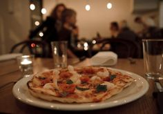 Banter - wine and pizza in queensberry street Wine And Pizza, Cafe Me, Vegetable Pizza, Night Life, Melbourne, Street, Drinks, Eat, Places