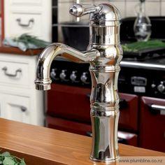 Regal Tall Kitchen Mixer - Kitchen Tapware - Kitchen Bathroom Tapware, Kitchen Mixer, Classic Bathroom, Basin Mixer, Traditional Bathroom, Bathroom Interior Design, Polished Brass, Barware, Modern