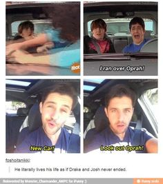 Drake and Josh was the best!