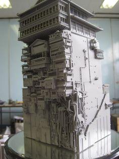 'Aburaya bathhouse' by Studio Ghibli: