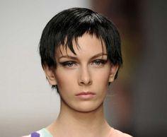 Creative bangs :: one1lady.com :: #hair #hairs #hairstyle #hairstyles