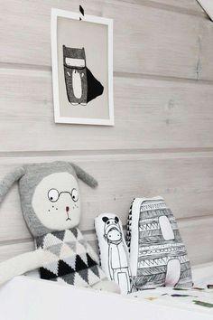 Camerette per bambini in stile nordico  (Foto 9/40) | Designmag