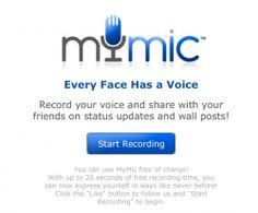 Ecco come aggiornare ufficialmente Facebook con la propria voce!