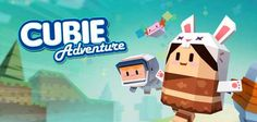 """Cubie Adventure per iOS e Android - un arcade incredibilmente divertente!!!! Che piacevole sorpresa questo """"Cubie Adventure"""" per iPhone e Android!  Un arcade tutto azione con dei simpaticissimi personaggi, una grande varietà di livelli e tanti boss da abbattere a suon di sa #android #iphone #arcade #videogame #giochi"""