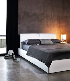 a45e5dfb588  Alameda Bed - King by Calligaris.  2Modern  Modern Bedroom Decor