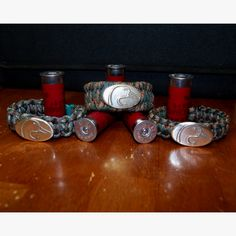 Ducks Unlimited 550 paracord for all you hunters makes excellent gifts