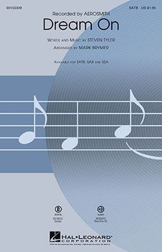 Dream On - Arr. Mark Brymer (2017 Spring Concert)