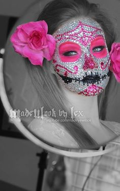 Sugar Skull Sweetness: Made U Look by Lex ❥|Mz. Manerz: Being well dressed is a beautiful form of confidence, happiness & politeness