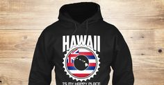 Hawaii Is My Happy Place 161 Sweatshirt from LOVE HAWAII , a custom product made just for you by Teespring. With world-class production and customer support, your satisfaction is guaranteed.
