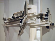 Lebbeus Woods, Architect by archidose, via Flickr