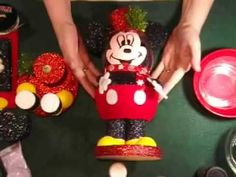 Mickey Mouse - YouTube Mickey Mouse Ornaments, Christmas Ideas, Christmas Ornaments, Make It Yourself, Holiday Decor, Youtube, Blog, Crafts, House