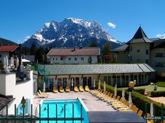 Hotel Alpenrose in Lermoos, Austria