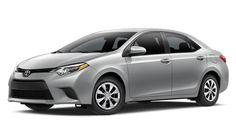 Toyota Corolla 2014 | Compact Cars