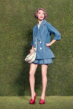 Louis Vuitton Resort 2012 - Collection - Gallery - Style.com
