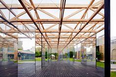 IF_DO, Joakim Borén · The Dulwich Pavilion