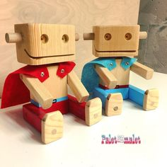 Wood Projects For Kids, Woodworking Projects For Kids, Crafts For Kids, Diy Crafts, Wood Craft Patterns, Wood Block Crafts, Making Wooden Toys, Handmade Wooden Toys, Wooden Art