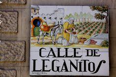Calle de Leganitos ( Madrid )