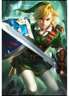 Link || Legend Of Zelda
