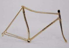 COLNAGO Mexico TT Crono 24 Carat Gold Plated