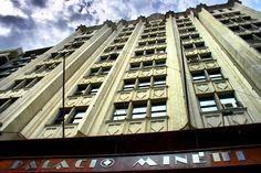 Art Deco, Santa Fe, City, Wood, Buildings, Argentina, Rosaries, Mansions, Cordoba