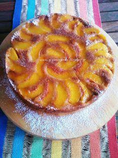 Γλυκές Ιστορίες: Ανάποδο κέικ με ροδάκινα!