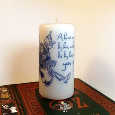 You Are Loved  Wizard of Oz Candle Wizard of Oz Gift Best