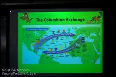 Columbian Exchange powerpoint