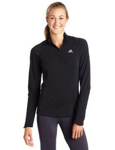 adidas Women's Supernova Sequencials Long-Sleeve Half Zip , Black, Small. From #adidas. List Price: $55.00. Price: $31.60