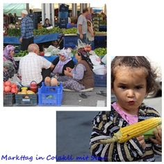 Markttag in Colakli-Antalya