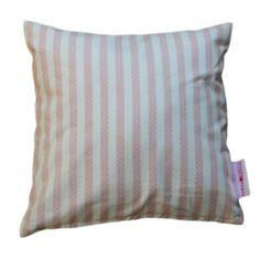 Scatter Cushion - Pindot Stripe