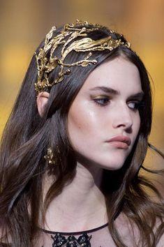 Elie Saab Beauty HC F/W '15