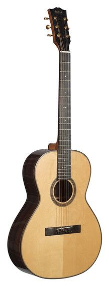 Isaak Guitars Parlor