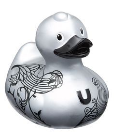 Snazzy Rubber Duck