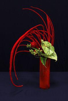 ikebana by Irantaj