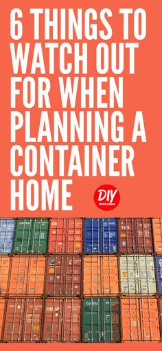 Build Container Home 772437773561655317 - Container Homes are a great way to make your tiny house dreams come true. Using shipping containers can present some challenges. Here are some container house planning tips to help you out. Source by minicyrille Shipping Container Conversions, Prefab Shipping Container Homes, Used Shipping Containers, Shipping Container House Plans, Prefab Homes, Container Home Plans, Shipping Container Workshop, Shipping Container Restaurant, Building A Container Home