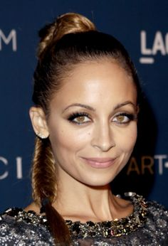 Celebrity Hair and Makeup at the LACMA Gala 2013 #hair
