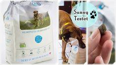 Heute möchte ich euch tolles #Futter für #Hunde aus der Schweiz vorstellen. Durch #Futtertester bekam unsere Sunny wieder die Möglichkeit getreidefreies Premium - Futter Dog´s Health Adult mit Huhn & Kartoffeln zu #Testen.