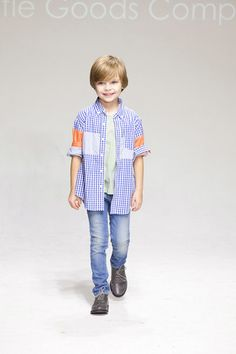 petiteMODEL in look by #Anasai at 7th edition of #petitePARADE, Kids Fashion Week in NYC.