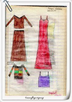 """Καλλιτεχνικές ανησυχίες #1 - """"Η συλλογή ρούχων μου!"""" ~ ♫ΣΥΛΛΕΓΩ ΣΤΙΓΜΕΣ♫"""