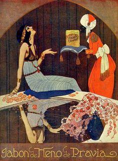 El Origen del Mundo: Carteles Publicidad Heno de Pravia 1900-1930                                                                                                                                                                                 Más