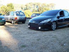 Peugeot 307 al piso