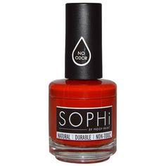 SOPHi by Piggy Paint, Nail Polish, Red Bottom Stilettos, 0.5 fl oz (15 ml) - iHerb.com