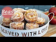 Schnelle Croissants ohne Fertigteig – Croissant Blätterteig Rezept - YouTube