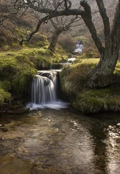 """and-the-distance: """" Nether Seal Clough, Derbyshire, England """""""