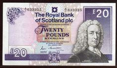 scotland currency | Scotland / Scottish banknotes, paper money, bank notes, papermoney.