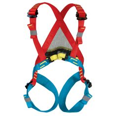 Beal Bambi II Harness - Children to Youths Bambi, Indoor Climbing, Mountain Equipment, Adjustable Legs, Exercise For Kids, Body Shapes, Activities For Kids, Young Children, Shoulder Straps